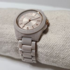 Coach Tristen Bracelet Ceramic Quartz Watch